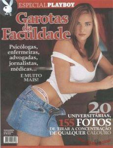 Especial Playboy Garotas da Faculdade Março, 2006 [PDF]