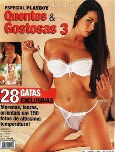 Especial Playboy Quentes E Gostosas 3 – Agosto, 2004 [PDF]