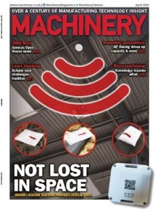 Machinery – April, 2020 [PDF]