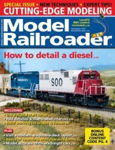 Model Railroader – September, 2020 [PDF]