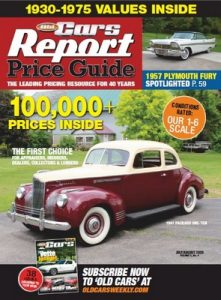 Old Cars Report Price Guide – July, 2020 [PDF]