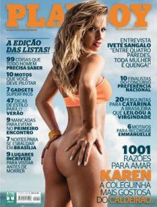 Playboy Brazil – Novembro, 2012 [PDF]