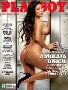 Playboy Brazil – Outubro, 2011 [PDF]