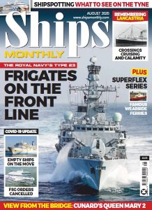 Ships Monthly – August, 2020 [PDF]