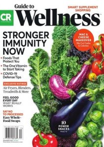 Consumer Reports Guide to Wellness – December, 2020 [PDF]