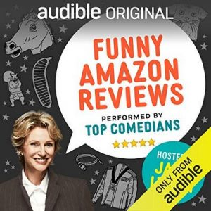 Funny Amazon Reviews – Jane Lynch [Narrado por Jane Lynch] [Audiolibro] [English]