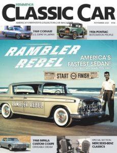 Hemmings Classic Car – November, 2020 [PDF]