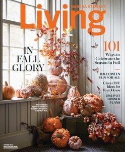 Martha Stewart Living – October, 2020 [PDF]