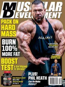 Muscular Development – September, 2020 [PDF]