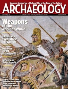Archaeology – May-June, 2020 [PDF]