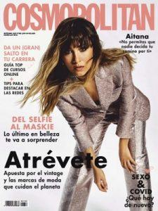Cosmopolitan España – Septiembre, 2020 [PDF]