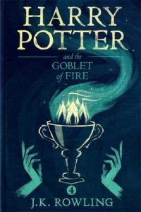 Harry Potter and the Goblet of Fire – J.K. Rowling [ePub & Kindle] [English]