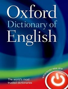 Oxford Dictionary of English (Third Edition) – V. A. [ePub & Kindle] [English]