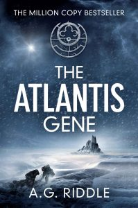 The Atlantis Gene (The Origin Mystery, Book 1) – A.G. Riddle [ePub & Kindle] [English]