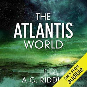 The Atlantis World: The Origin Mystery, Book 3 – A.G. Riddle [Narrado por Stephen Bel Davies] [Audiolibro] [English]