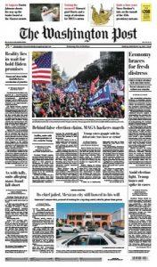 The Washington Post – November 15, 2020 [PDF]