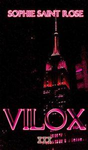 Vilox III – Sophie Saint Rose [ePub & Kindle]