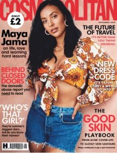 Cosmopolitan UK – September, 2020 [PDF]
