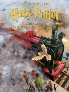 Harry Potter and the Sorcerer's Stone: Illustrated [Kindle in Motion]: The Illustrated Edition (Illustrated Harry Potter Book 1) – J.K. Rowling, Jim Kay [ePub & Kindle] [English]