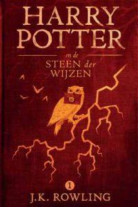 Harry Potter en de Steen der Wijzen – J.K. Rowling, Wiebe Buddingh' [ePub & Kindle] [Dutch]