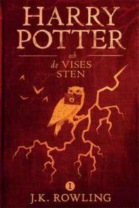Harry Potter och De Vises Sten – J.K. Rowling, Lena Fries-Gedin [ePub & Kindle] [Swedish]