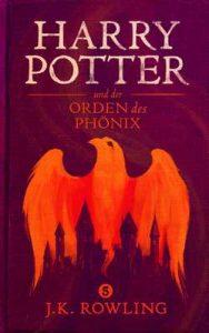 Harry Potter und der Orden des Phönix – J.K. Rowling, Klaus Fritz [ePub & Kindle] [German]