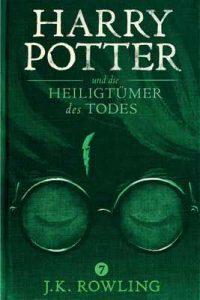 Harry Potter und die Heiligtümer des Todes – J.K. Rowling, Klaus Fritz [ePub & Kindle] [German]
