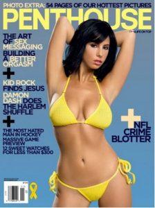 Penthouse – November, 2007 [PDF]