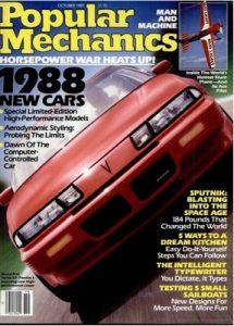 Popular Mechanics Vol. 164 n°10 – October, 1987 [PDF]