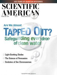 Scientific American Magazine – February, 2001 [PDF]