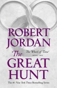 The Great Hunt: Book Two of 'The Wheel of Time' – Robert Jordan [ePub & Kindle] [English]