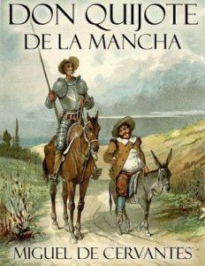 Don Quijote de la Mancha – Miguel de Cervantes [ePub & Kindle]