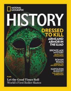 National Geographic History – January, 2021 [PDF]