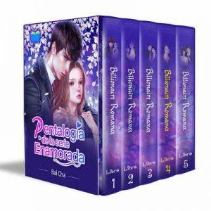 Pentalogía de la serie Enamorada (Billionaire Romance, Libro 4): Burbujas de Amor – Mano Book, Bai Cha [ePub & Kindle]