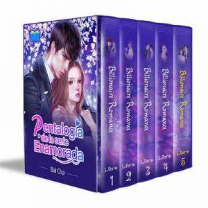 Pentalogía de la serie Enamorada (Billionaire Romance, Libro 5): Mi historia entre tus dedos – Mano Book, Bai Cha [ePub & Kindle]