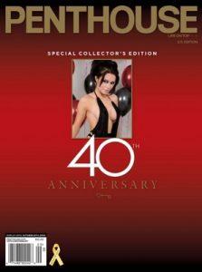 Penthouse USA 40th Anniversary – 20 October, 2009 [PDF]