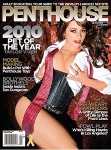 Penthouse USA – January, 2010 [PDF]