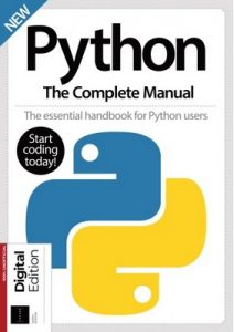 Python – The Complete Manual – The essential handbook for Python users – Future PLC [PDF] [English]
