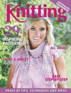 Australian Knitting – Volume 12, Issue 4, 2021 [PDF]