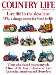 Country Life UK – February 10, 2021 [PDF]