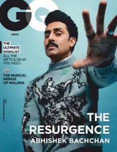 GQ India – November, 2020 [PDF]