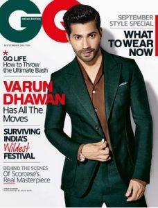 GQ India – September, 2015 [PDF]