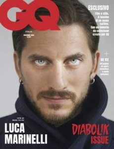 GQ Italia n°244 – Novembre, 2020 [PDF]