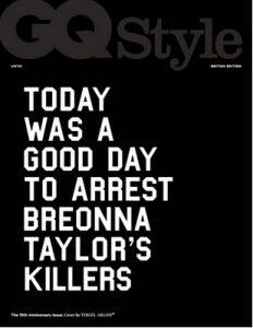 GQ Style – November, 2020 [PDF]