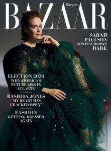 Harper's Bazaar USA – October, 2020 [PDF]