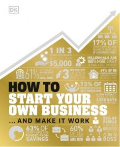 How to Start Your Own Business: The Facts Visually Explained – D.K. Publishing [PDF] [English]