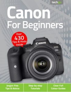 Canon For Beginners – 5th Edition, 2021 – BDM Publications [PDF] [English]
