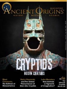 Ancient Origins Magazine (History, Mystery And Science) – April, 2021 [PDF]
