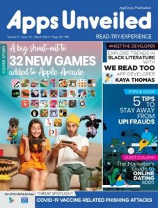 Apps Unveiled – April, 2021 [PDF]
