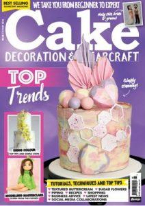 Cake Decoration & Sugarcraft Issue 272 – May, 2021 [PDF]
